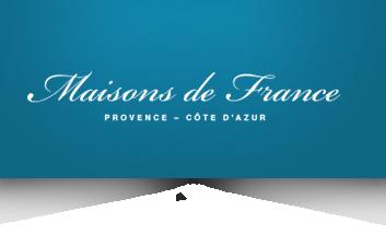 Hus och Lägenheter på Franska Rivieran & Provence– Maison de France