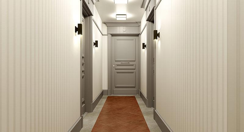 Le Rouret i centrum, 2 Bedrooms Bedrooms, ,1 BathroomBathrooms,Lägenheter,Till salu,1191