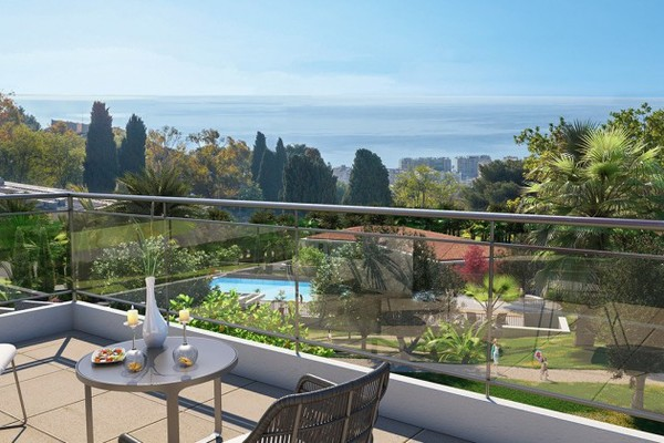 Avenue Bellevue,Roquebrune cap Martin,2 Bedrooms Bedrooms,1 BathroomBathrooms,Lägenheter,Avenue Bellevue,1031