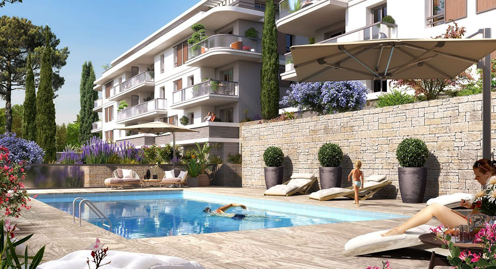 Avenue de Tournamy- Mougins,2 Bedrooms Bedrooms,1 BathroomBathrooms,Lägenheter,Avenue de Tournamy,1081